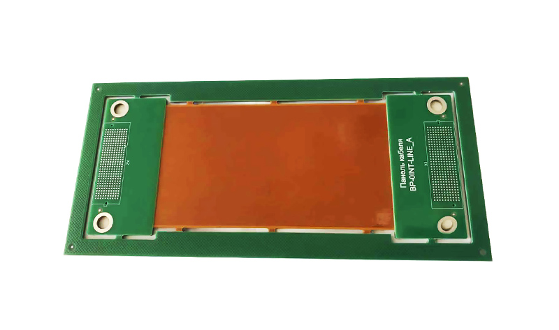 Customized double side rigid-flex PCB circuit board