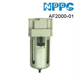 SMC type air filter. high quality air treatment unit. Model:AF2000-01 G1/8.Free-shipping