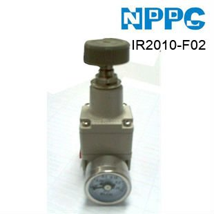 SMC type. IR series precise regulator.IR air treatment unit.FRL'S.Model:IR2010-F02.1/4.Free-shipping