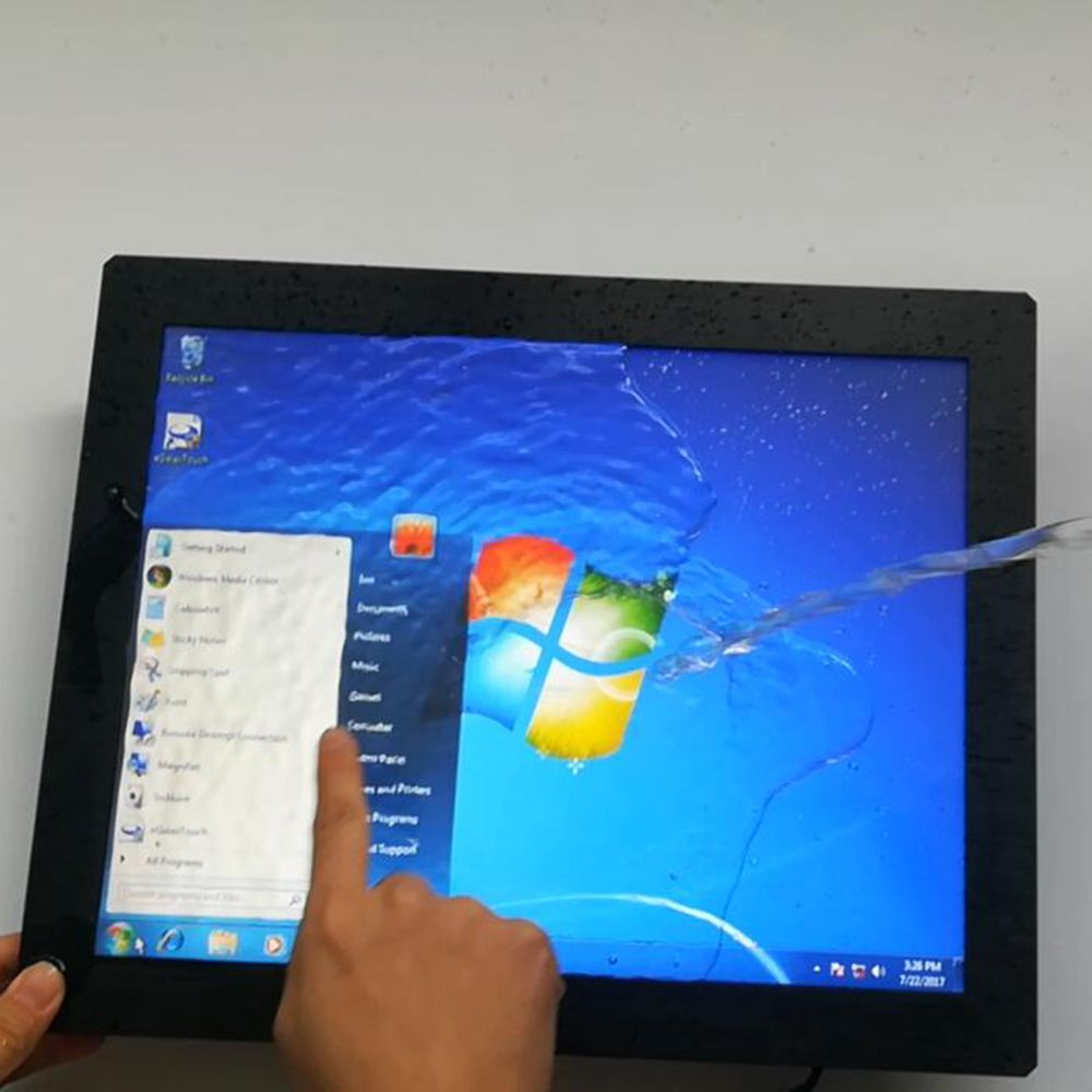 CE approved high resolution touch screen industrial android pc 12.1 inch panel android computer