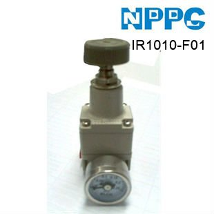 SMC type. IR series precise regulator.IR air treatment unit.FRL'S.Model:IR1010-F01.1/8.Free-shipping