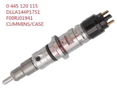 Diesel fuel injector repair 0 445 120 115 fits diesel injectors and nozzles
