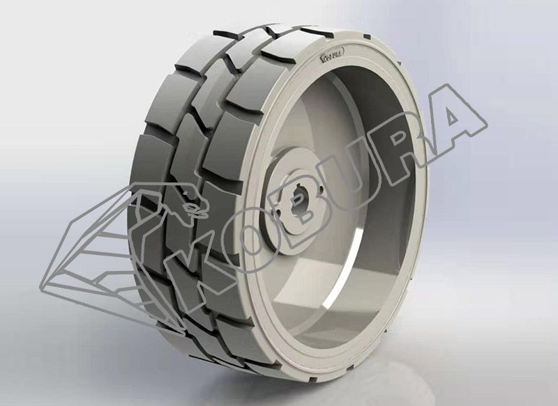 Scissor Boom Lift Tires China