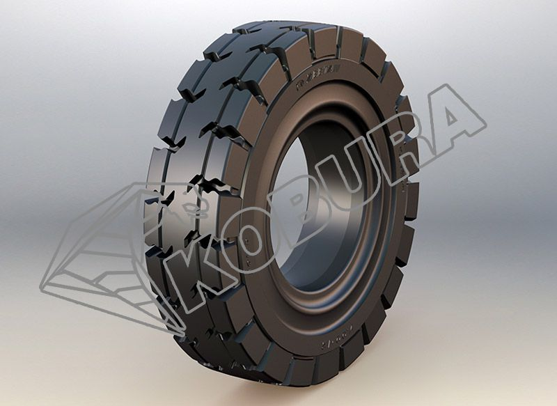 Forklift Solid Tire China