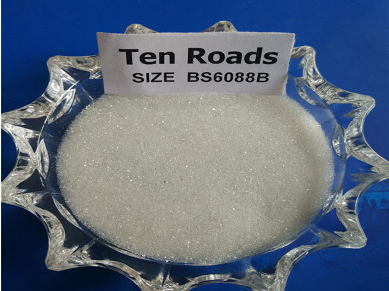 BS6088B Reflective Glass Beads For Traffic Road Marking Paint.