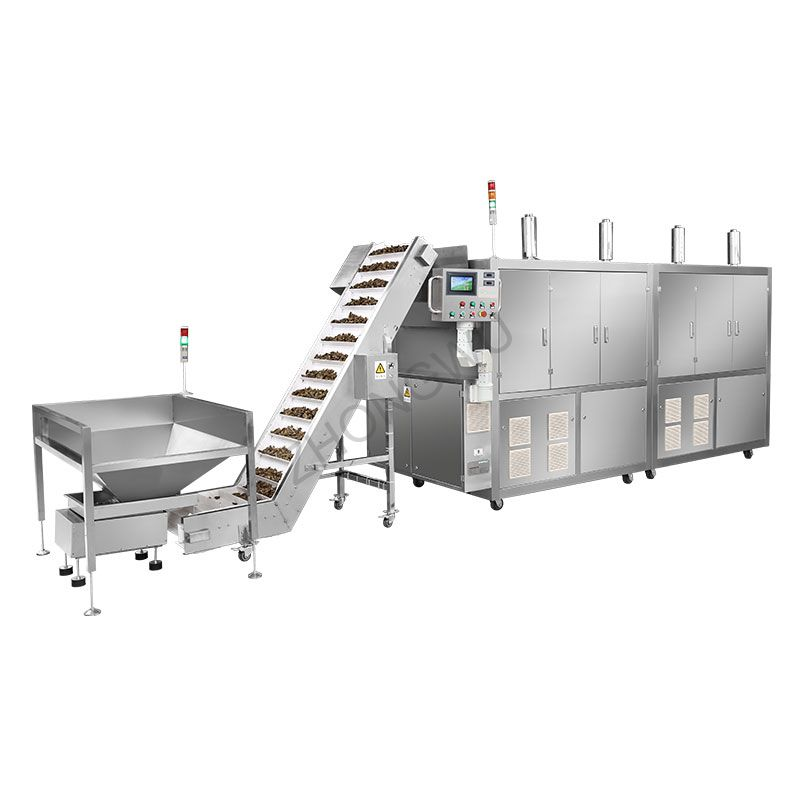 Solid Food Sterilization Production Line