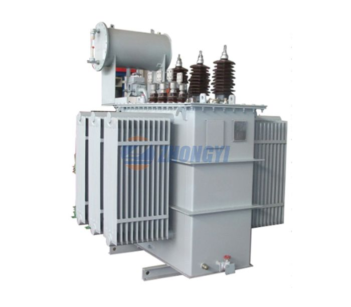Oil filled power transformer