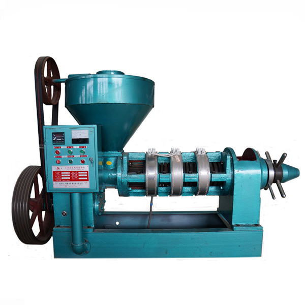 Walnut Oil Press Machine