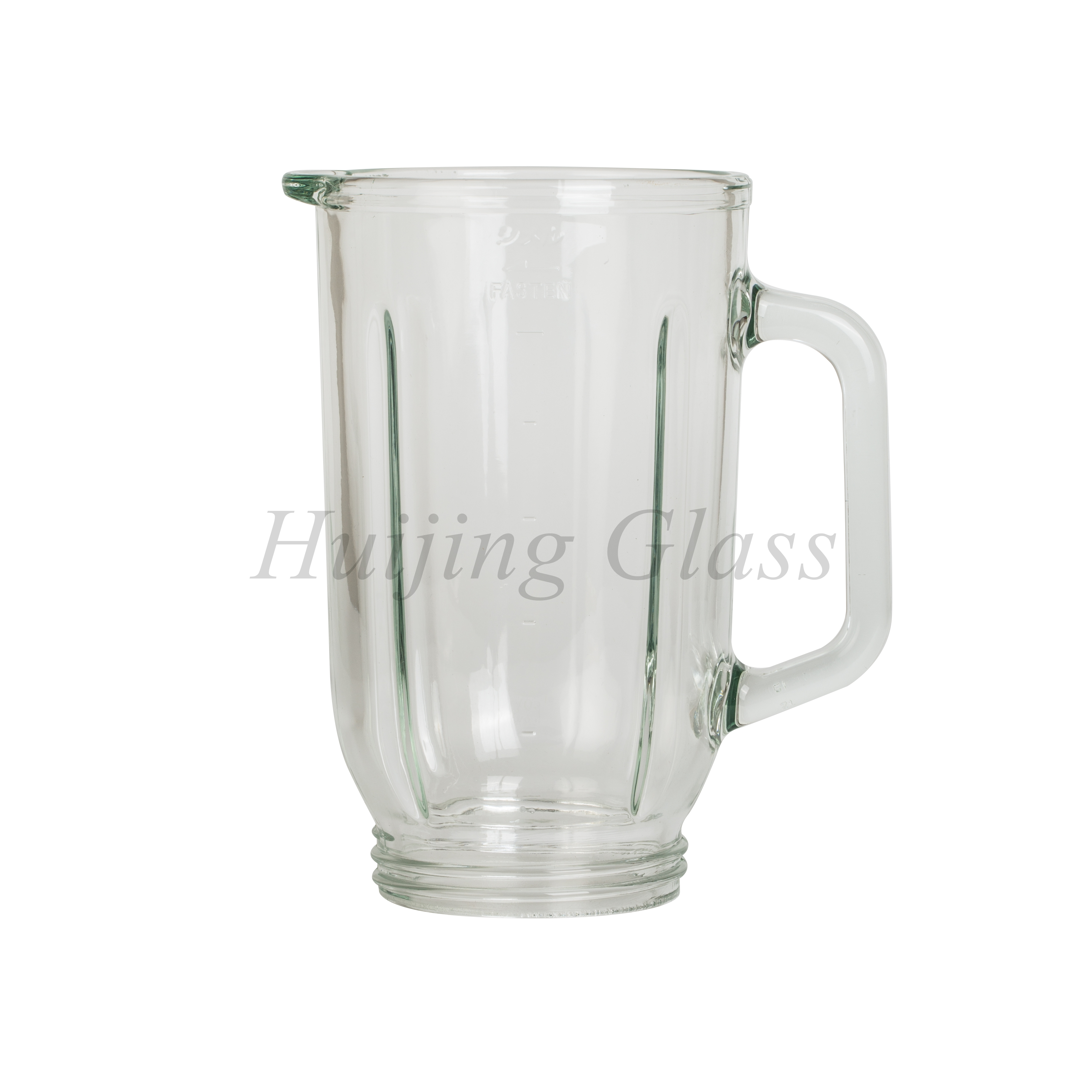 (A03)new design1L round blender jar in well quality