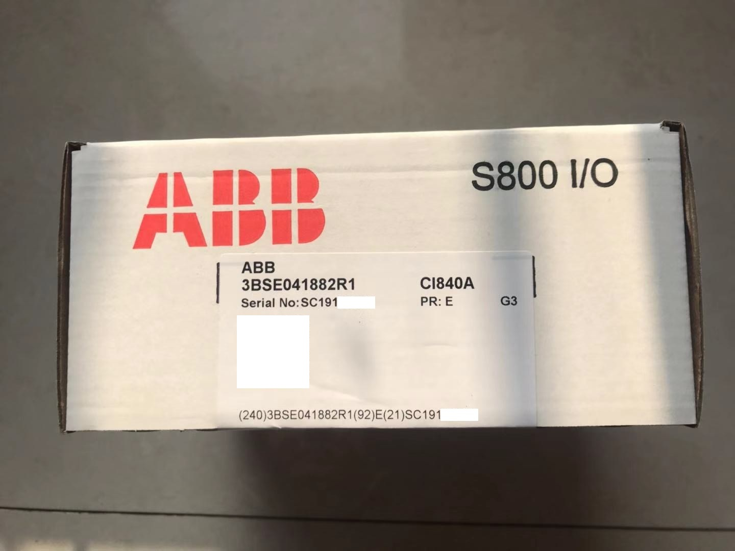 CI840A Profibus Interface 3BSE041882R1