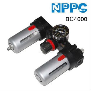 AIRTAC type. BC series air treatment units.three-point combination.Model:BC4000 1/2.FRL's combination.Free-shipping