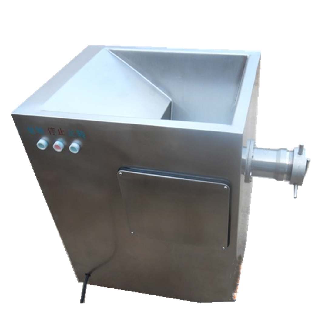 Commercial Electric Stainless Steel Meat Grinder / Food Processing Machine