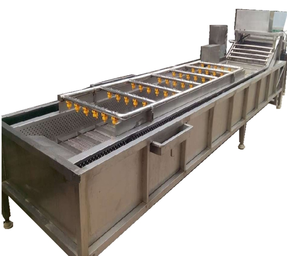 Stem and leaf vegetable washer / fruit and vegetable washer