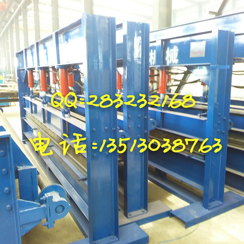 4Meter Hydraulic Bending Machine