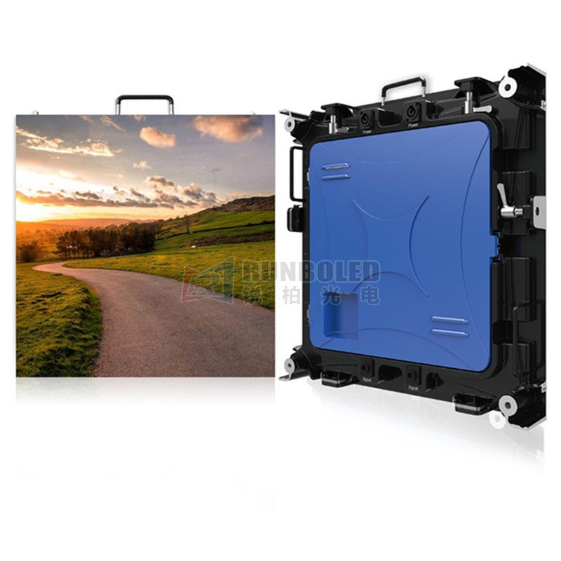 IP 65 P4 Outdoor Rental Die-Casting Aluminum LED Display