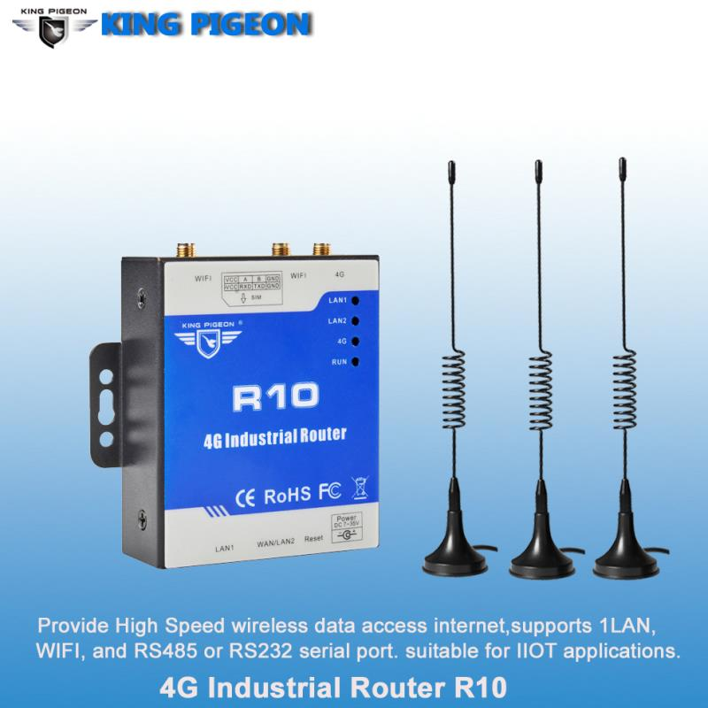 4G Industrial Router R10