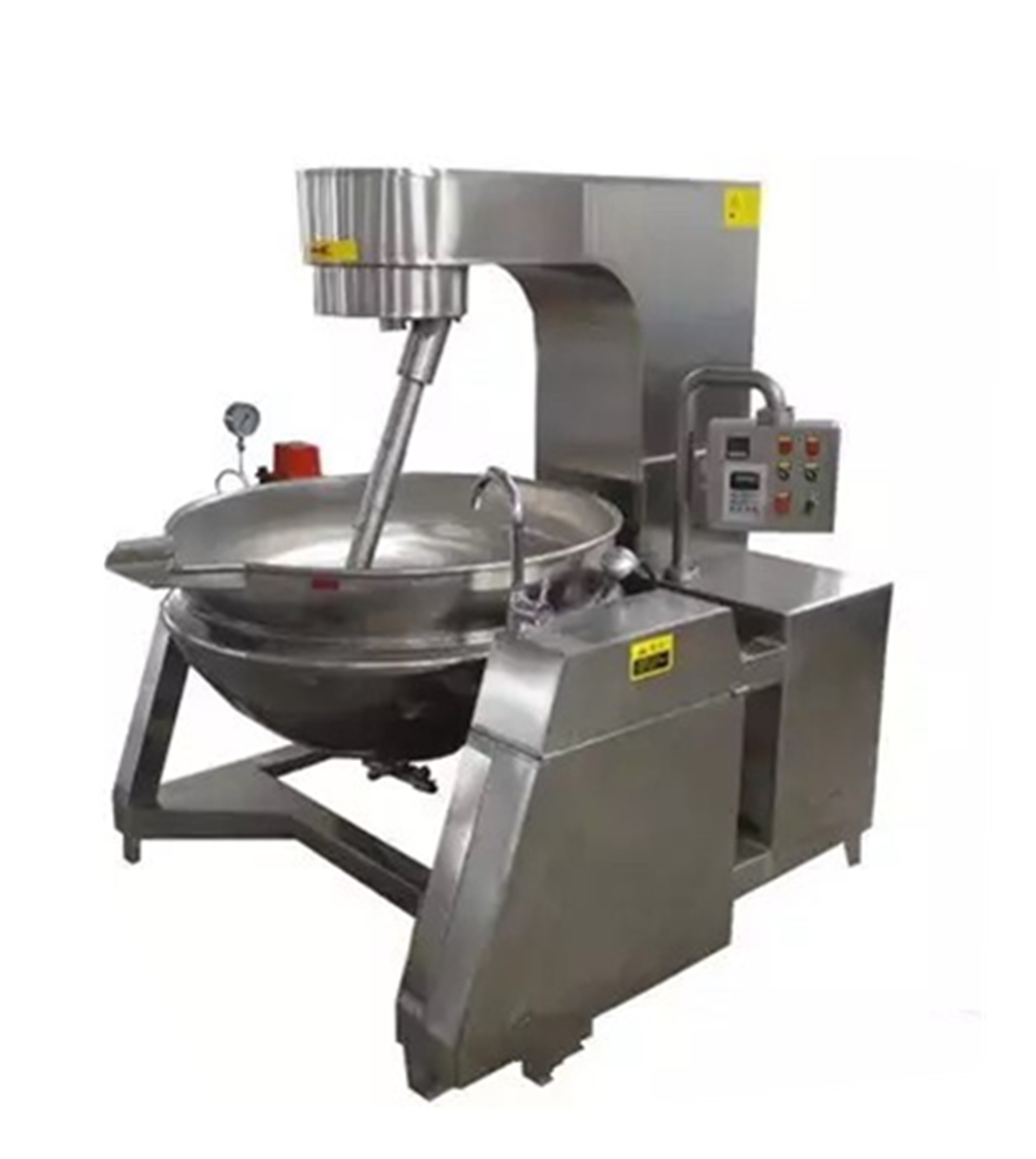 Automatic / Electric Planetary Mixer / Wok