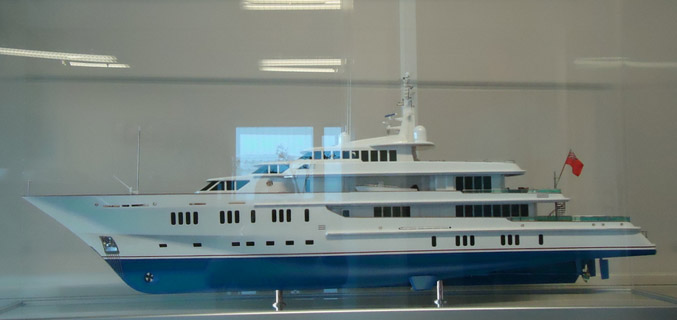 Yacht Model Making Case Study