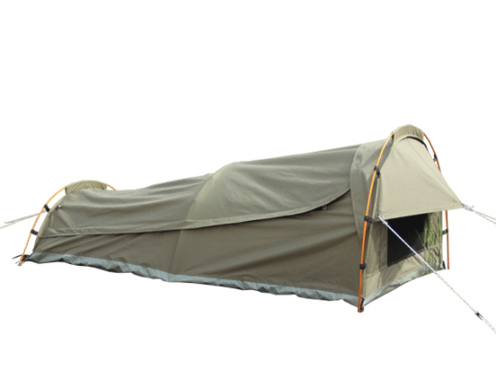Single Swag Tent CAST01-1  Single Swag Tent Manufacturer   Swag Tent Manufacturer