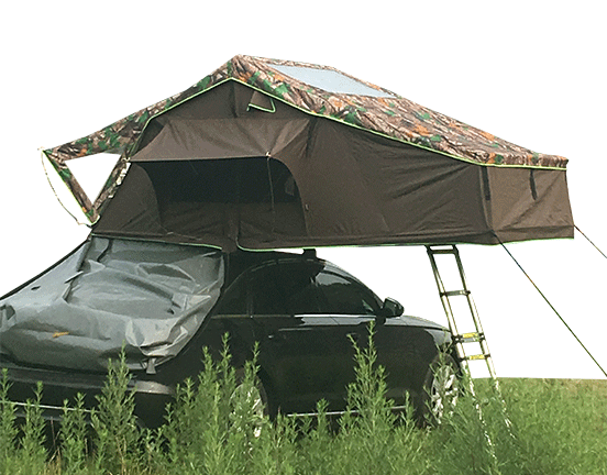 Roof tent CARTT02-1-1  Folding Roof Top Tent    Car Top Tent Supplier