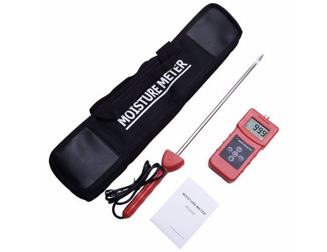 MS350A Chemical Moisture Meter