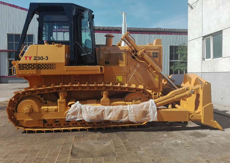 Hydraulically Driven Bulldozer Equipped With Cummins Engine