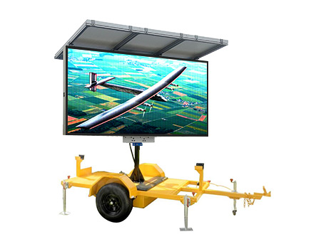 Graphic LED Trailer  Graphic LED Display, Energy Saving Graphic LED Display