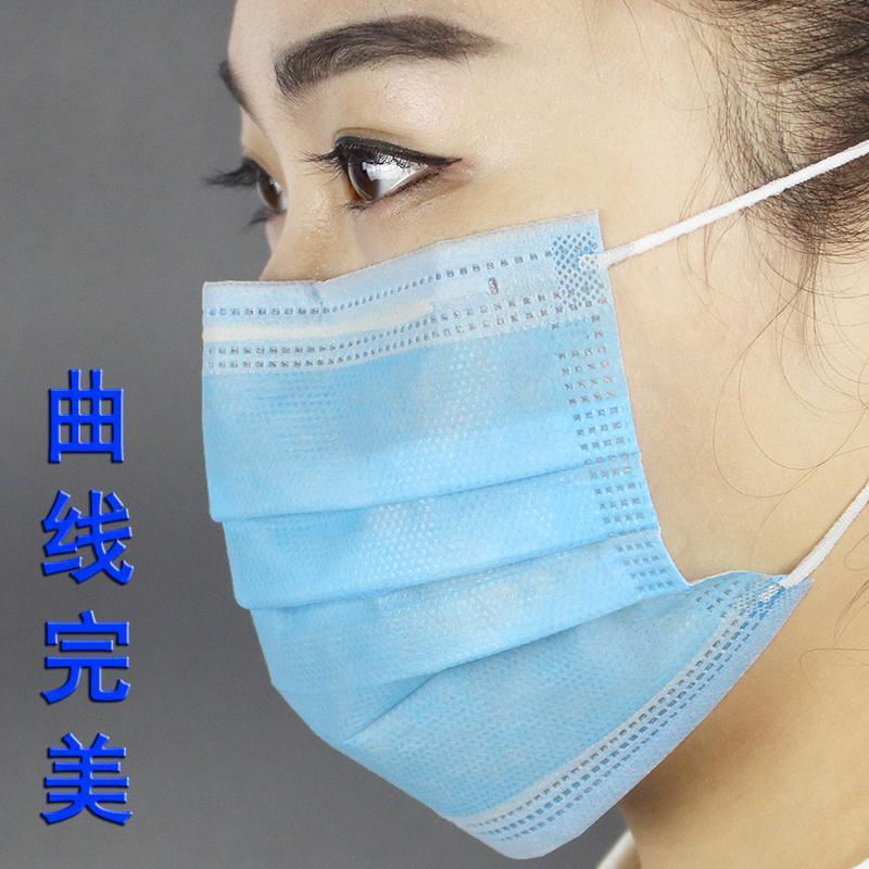 disposable face mask price