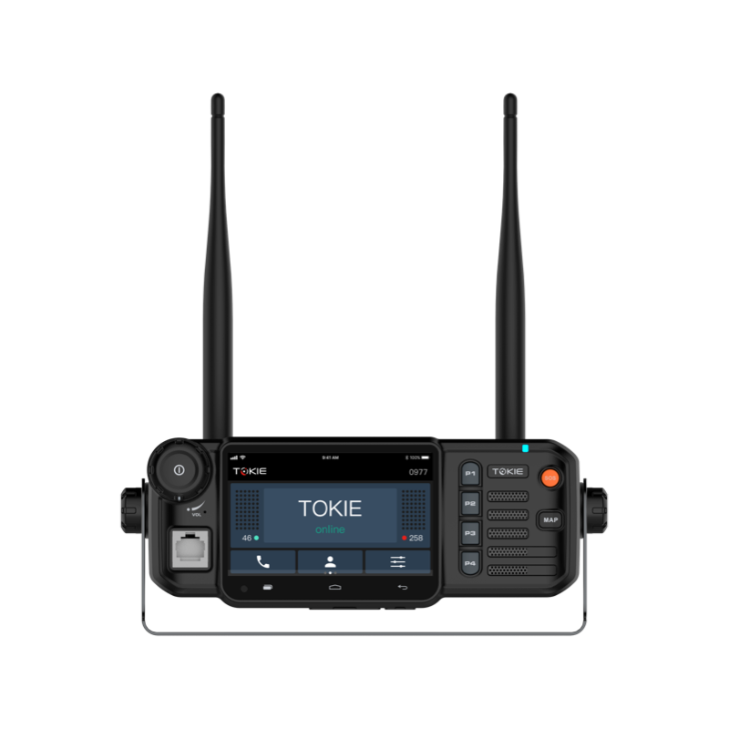 TK3O00 - 4G LTE Land Mobile Radio