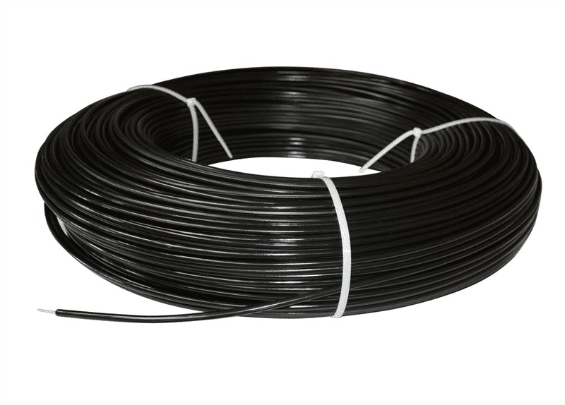annealed iron wire.