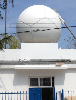 Antenna Radome Cover For Telecommunication