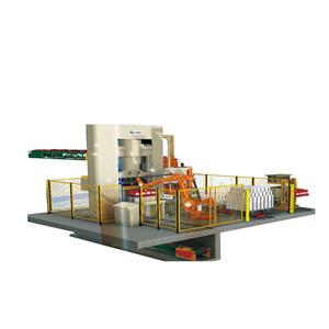 ZY1200W Hydraulic Forming Machine