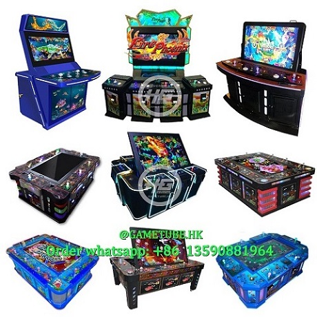 Popular Newest Fishing Game,Fish Cabinet,Fishing Table Game Machine For Sale