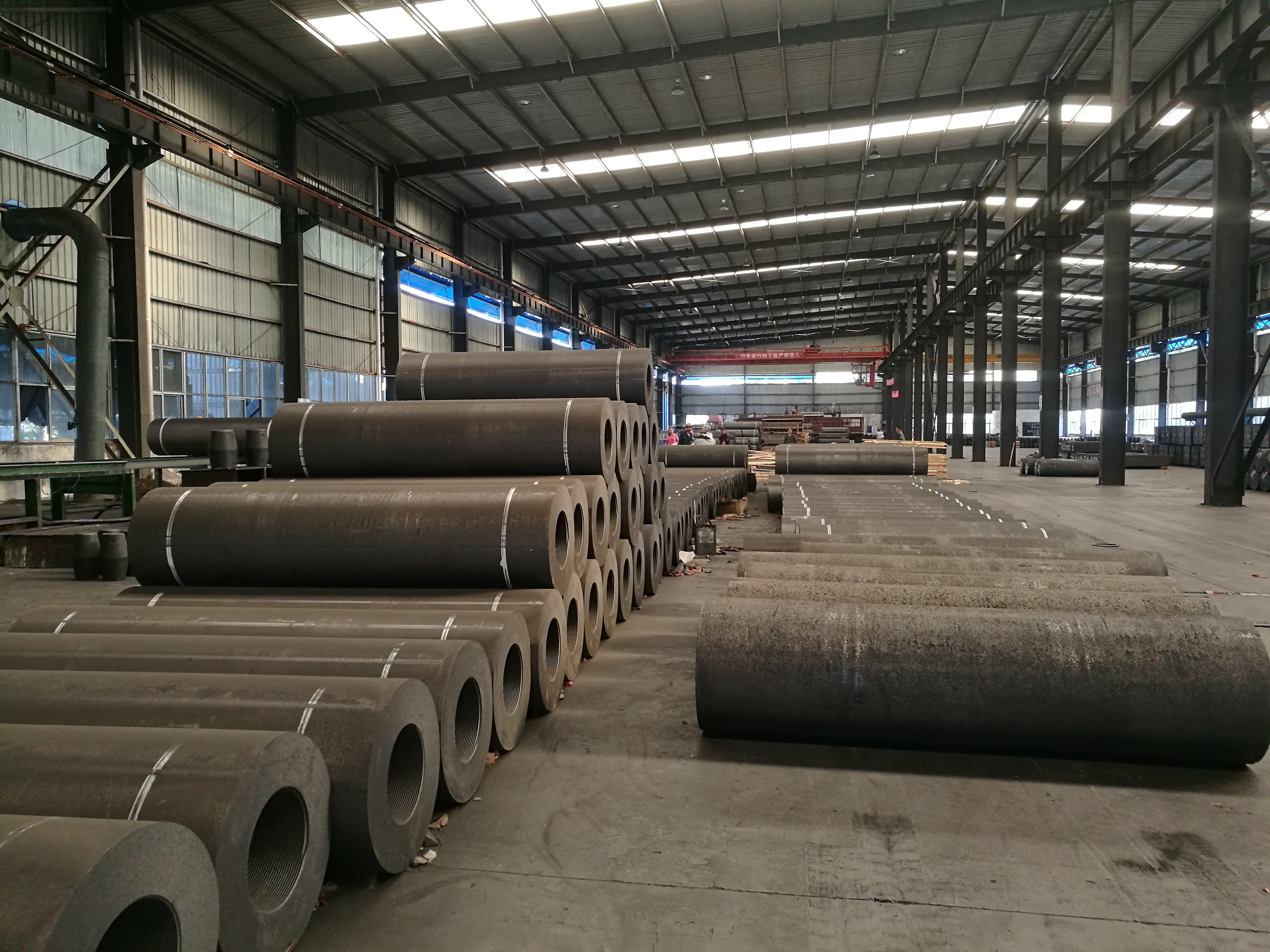 graphite electrode dia. 450mm to 700mm
