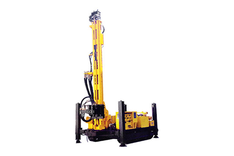 JKS300B Crawler Mounted Versatile Well Drilling Rig