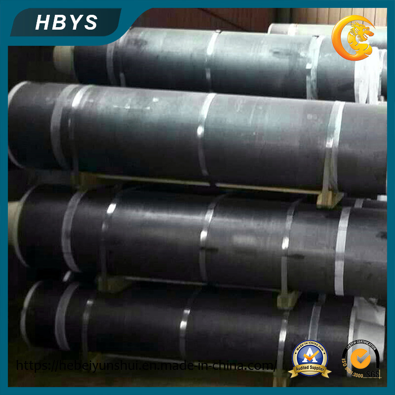 High quality graphite electrode for electric arc furnace