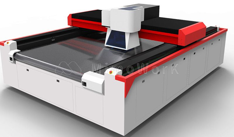 Standard operating procedure for laser cutting machine