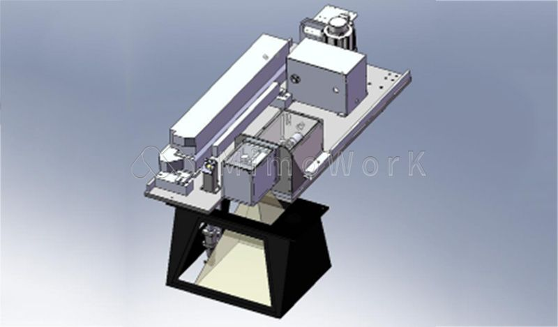 PET Laser Cutting Machine