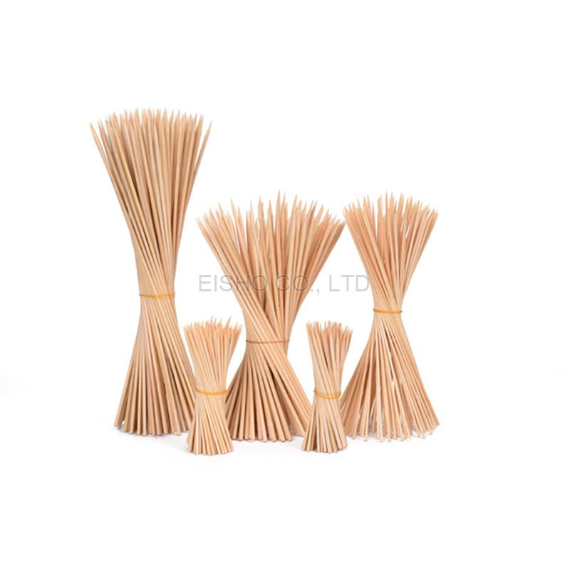 NATURAL BBQ BAMBOO SKEWERS