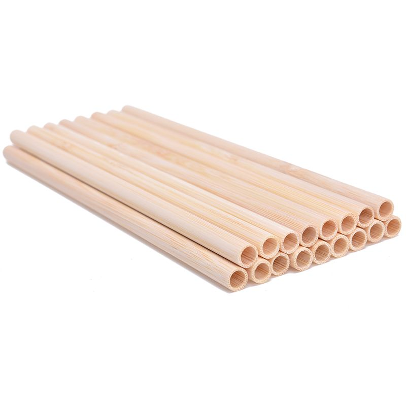 Bamboo Straws Wholesale Straws Set Bamboo Straw Wholesale