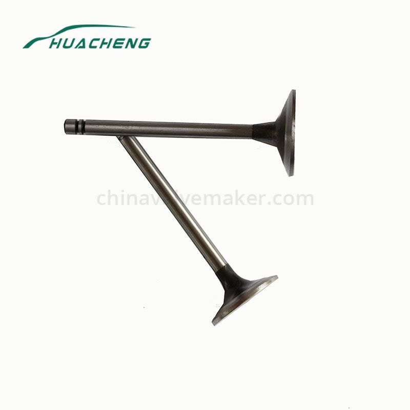 Machinery parts intake valve for Caterpilla
