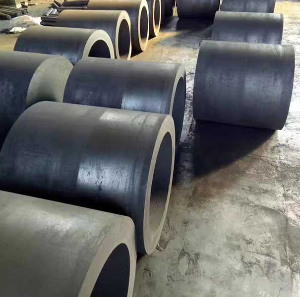 Strong chemical stability cheap Graphite Crucible