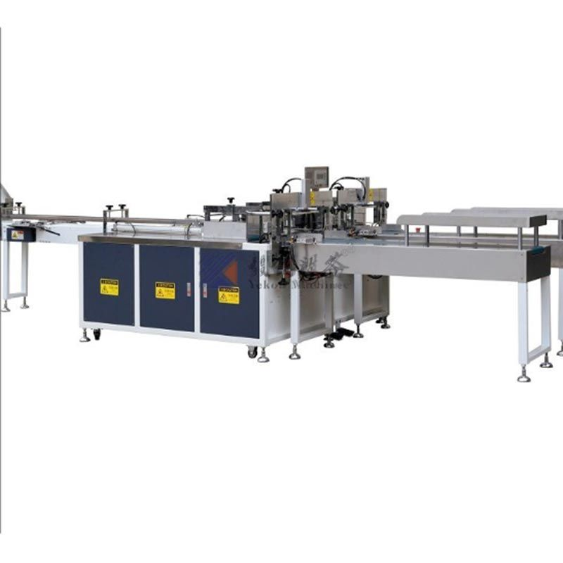 JF-3040C/D Double Head Soft Bags Bundle Packaging Machine