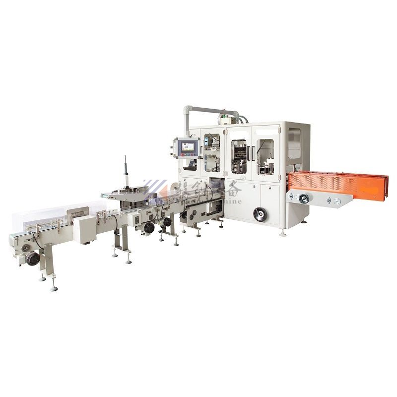 Automatic Soft Facial Tissue packing Machine