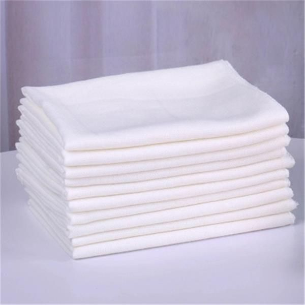 100% cotton Baby muslin diaper check