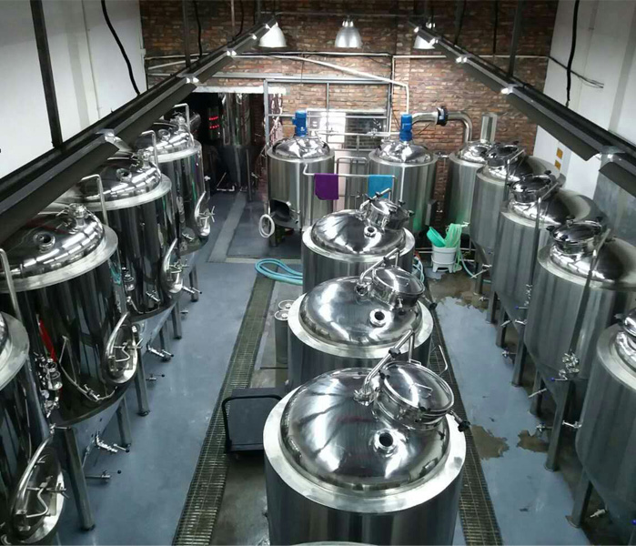 Brewhouse System/Brewing System 1000L Brewery
