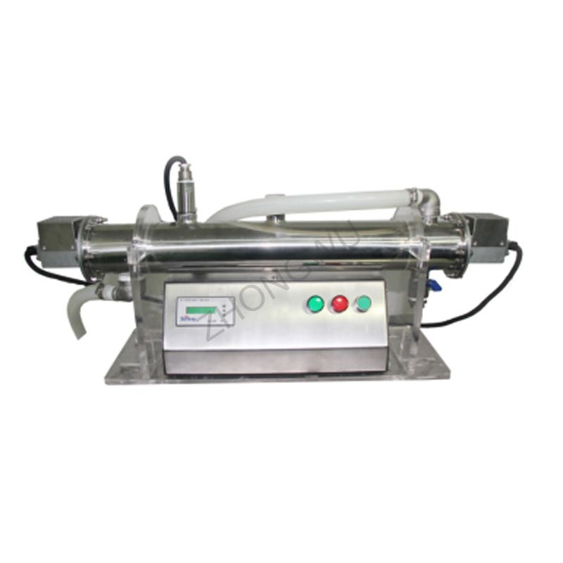 High-Power UV Sterilization System