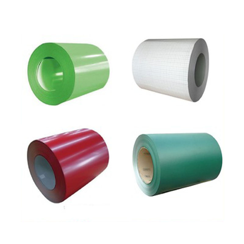 PPGI PPGL color coated prepainted steel sheet coil