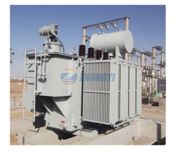 oil distribution power transformer
