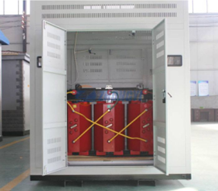 power oill transformer